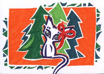 Catchristmascard
