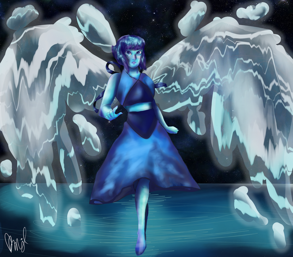 Lapis Lazuli by Zeebapop
