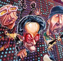 U2 by carlosredondog