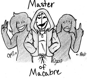 MasterofMacabre's Profile Picture