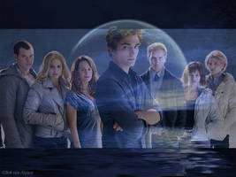 The Cullens by Mimi-Love-4Ever