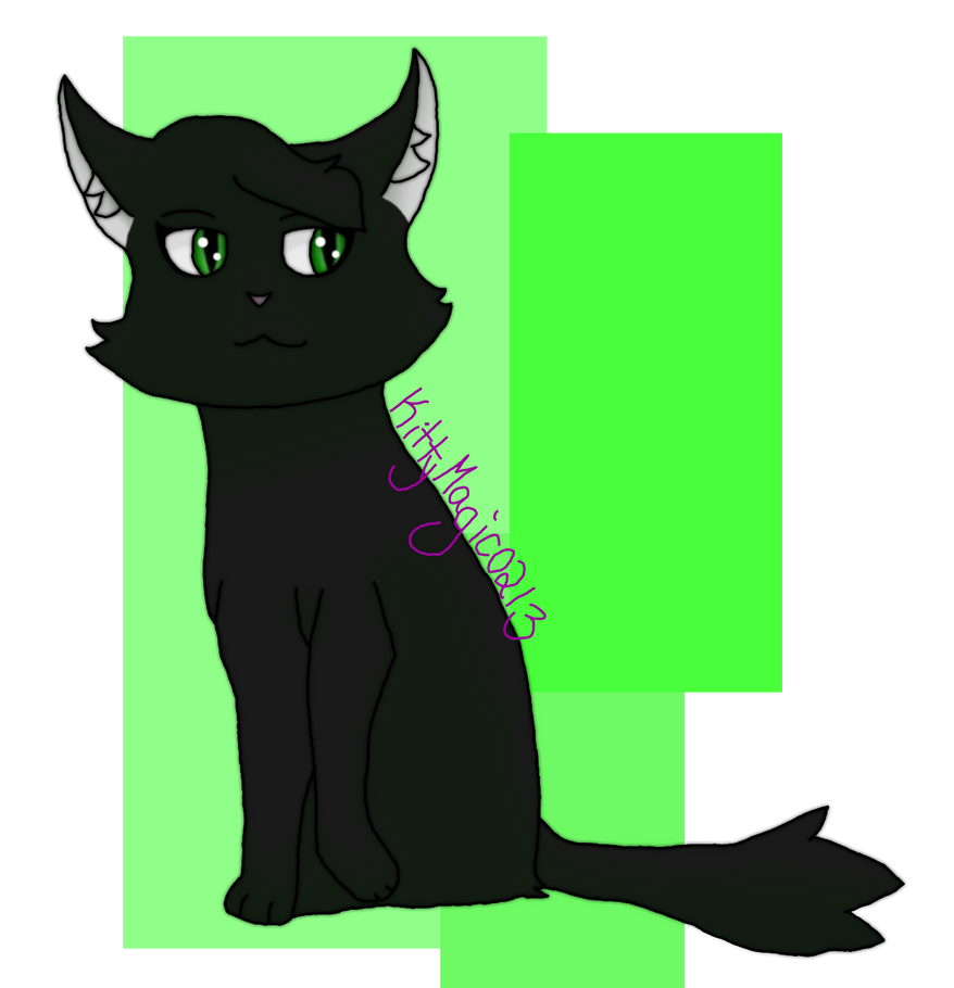 Hollyleaf by Smol-Oranges