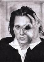 Johnny Depp 1994 by VilenH