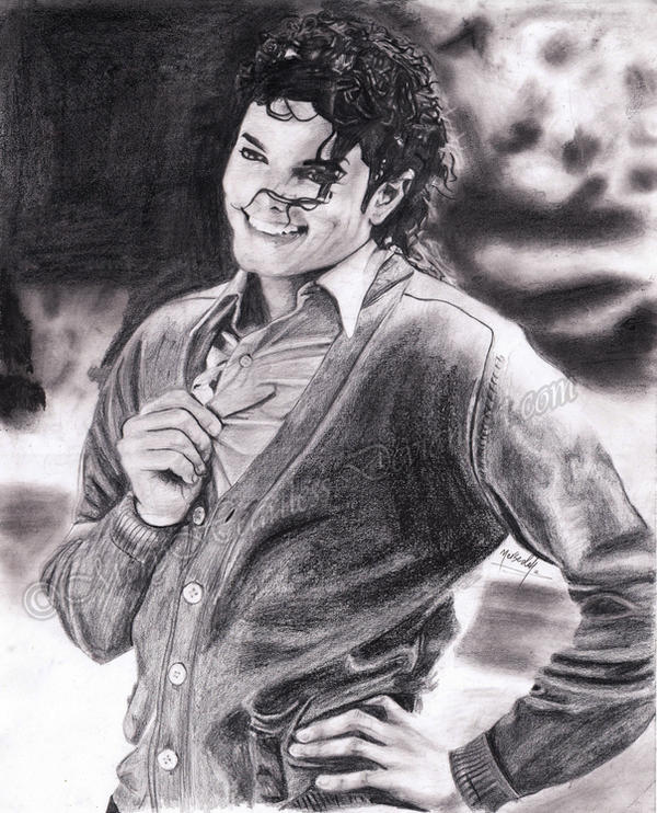 Dear Michael by MeryHeartless