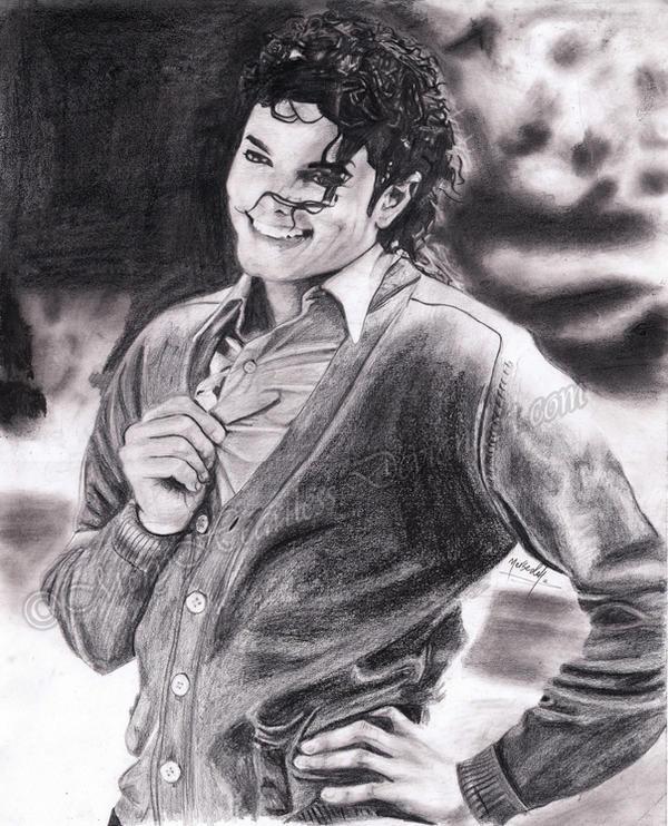 Dear Michael by MeryHeartless