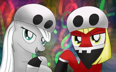 Team Skull, yo! (By kraget)
