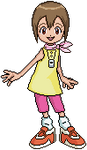 Digimon Adventure 01: Hikari by Paralyzed-Fool