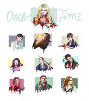 ONCE UPON A TIME by TheCecile