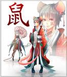 [CLOSED] Chinese Zodiac Adopt 1- Rat (Male)