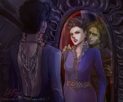 The Darkness likes how you taste by TheCecile
