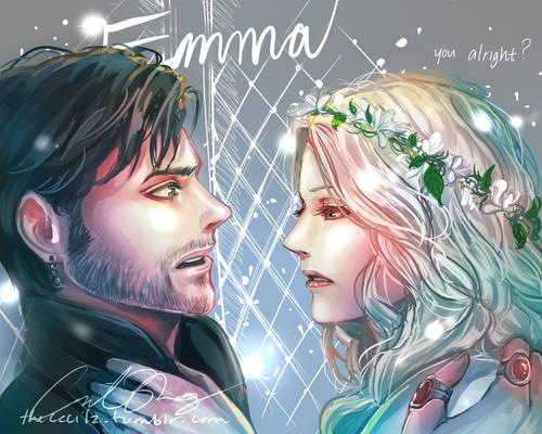 Emma, you alright?
