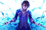 Fushimi by TheCecile