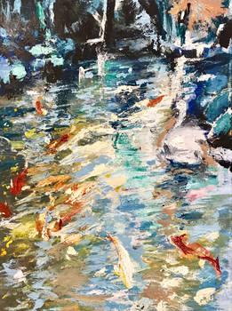 River Impression