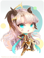 Cheeb Altherial 13 Extra by TheCecile