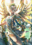 Winged Victory (+ Speedpaint)