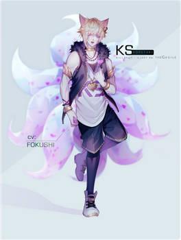 KS - POPSTARS - Ahri/ Fokushi