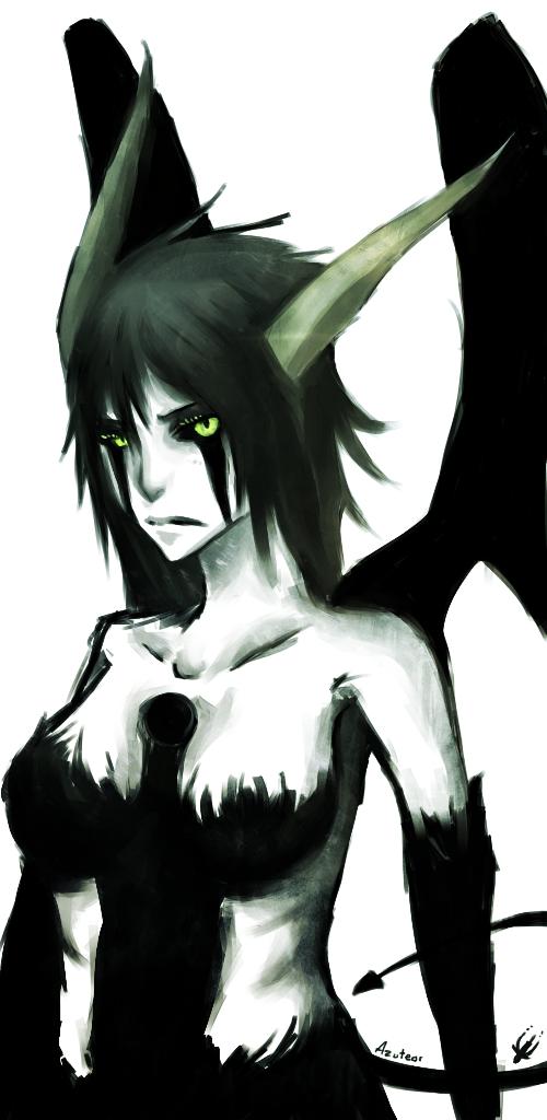 Bleach: Female Ulquiorra