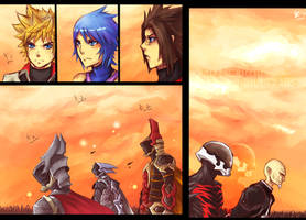 KH:BBS The Gathering