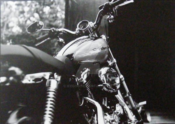motorcycle by icegoo
