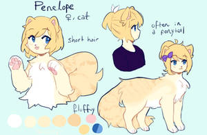 Penelope by DragonsPurr