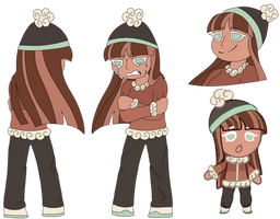 Nanaimo Cookie 2020 Reference Sheet by katiejane2001