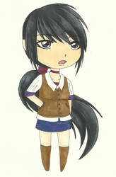 Kyoko Chibi by Kosmea
