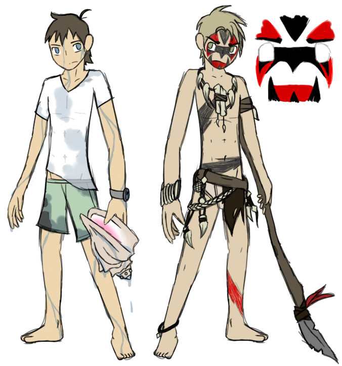 lord of the flies essay on ralph vs jack This free english literature essay on essay: lord of the flies - william golding is perfect for english of the power struggle between ralph, jack and.