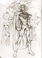 Superman Future New by grimmcj
