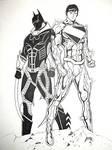 Future superman batman