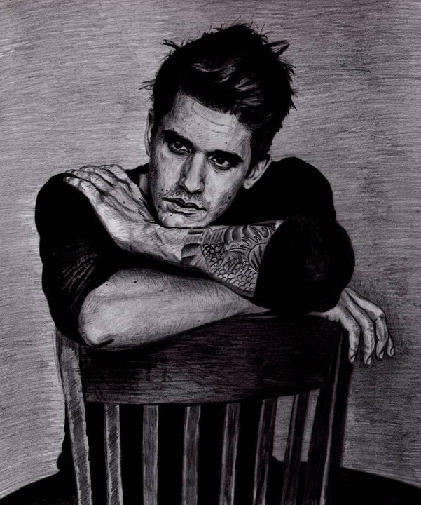 John Mayer Cool Painting: John Mayer By Romseskype On DeviantArt
