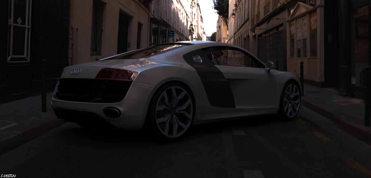 2010 Audi R8 V10 by markos807