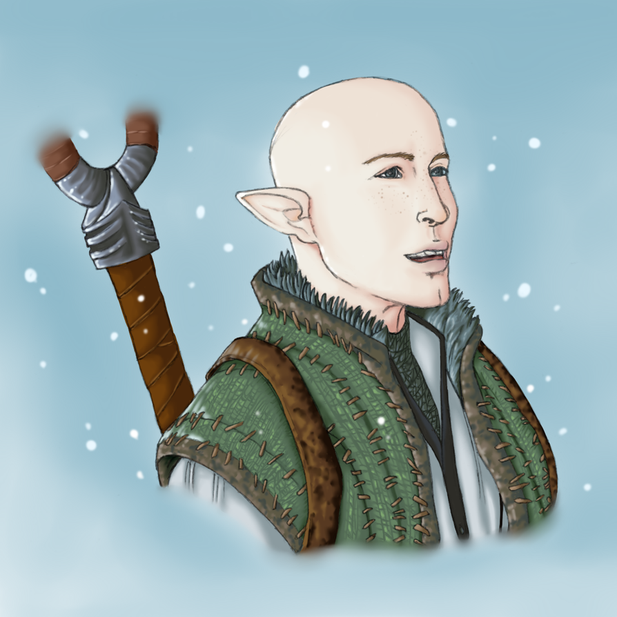 Solas by CitrusCupcake