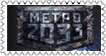Stamp - metro 2033 by fjorgael