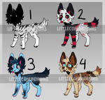 Canine Adopts NYP/OTA [2/4 OPEN]