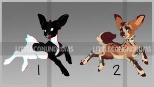 Deer Adopts 3 NYP/OTA [CLOSED]