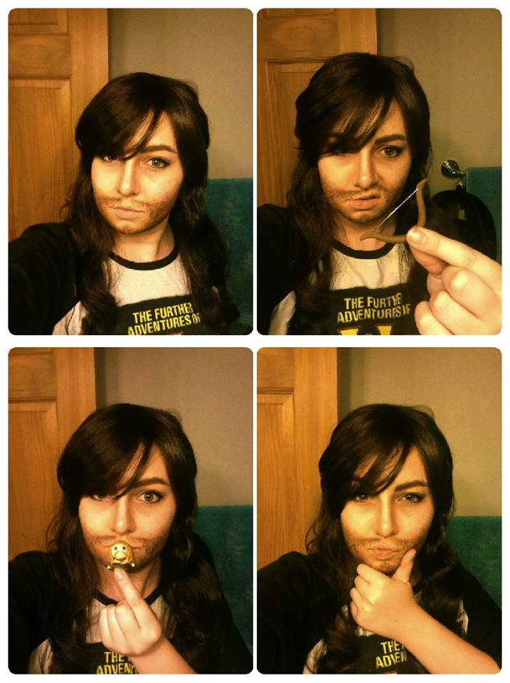 Kili selfies by cheese-cake-panda
