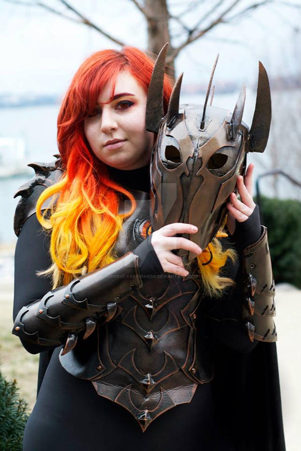 Sauron the Deceiver by cheese-cake-panda
