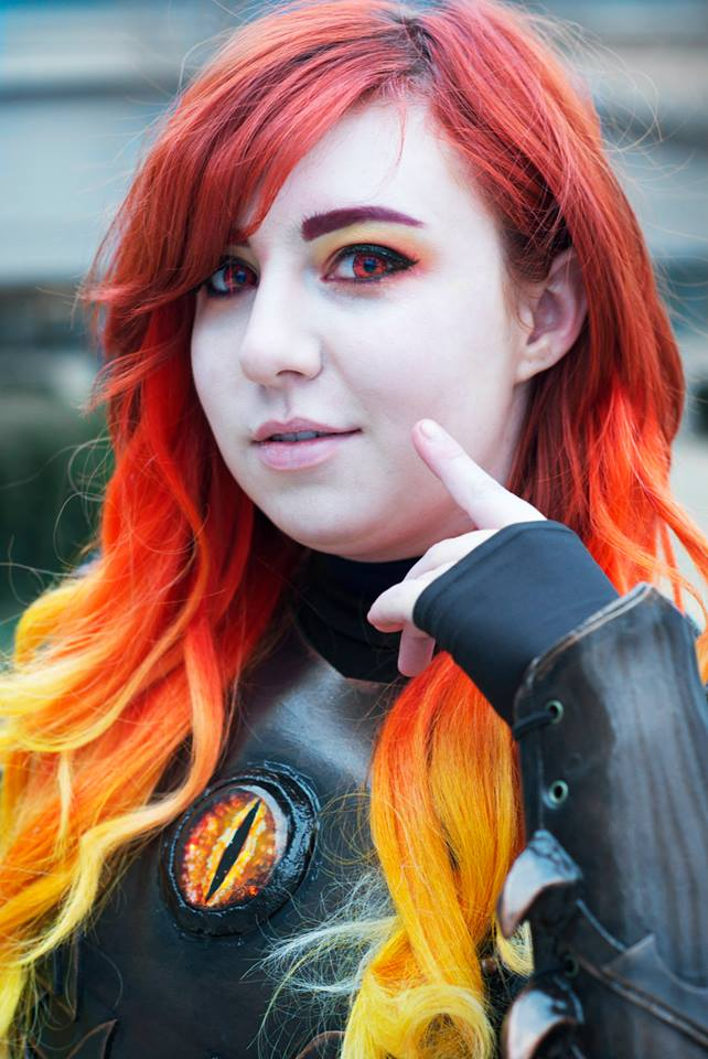 Eye of Sauron by cheese-cake-panda