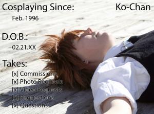 Ko-chan's Profile Picture