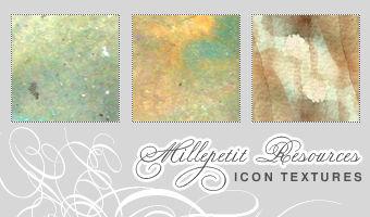 MP: Watercolor Icon Textures