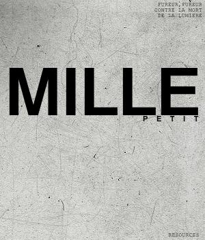 millepetit's Profile Picture