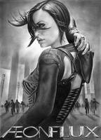 Aeon Flux by surfdabbler