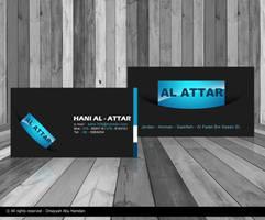 business cards by omayyah