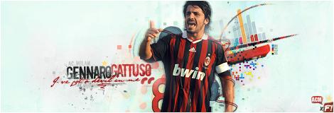 Gennaro Gattuso by FuTboleroArTs
