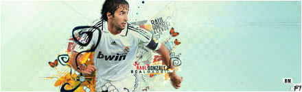 Raul by FuTboleroArTs