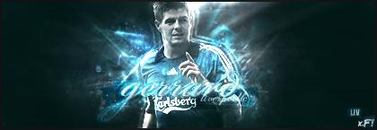 Steven Gerrard by FuTboleroArTs