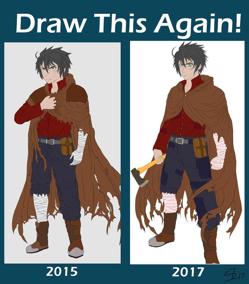Draw This Again! by KaminaTamotsu