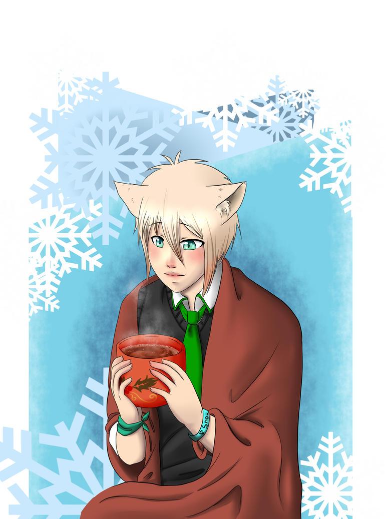 Secret santa :3 by kiba-chan27