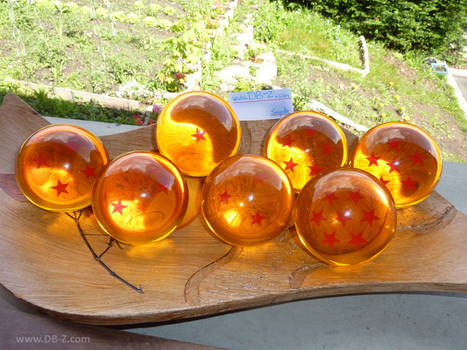 The 7 Real Dragon Balls