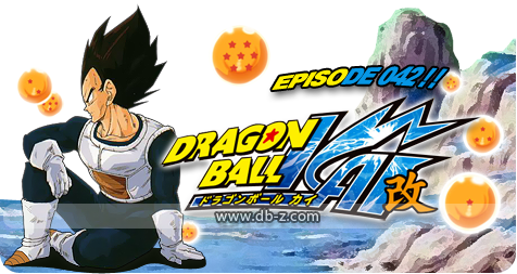 Dragon Ball Kai - Episode 42 by saiyuke-kun